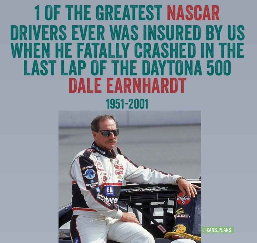 DALE EARNHARDT!  #phpprg #entretainer #tge #feriasmartmillionaires #moneysmartmovement #phpagency #valuetainment #countlessblessings  #selfworth💯 #racers #daytona500 #mindset #blessed🙏 #daytona #god 🙏 #nascar #speed #race #champion #winstoncup #ironhead https://t.co/wPGWQWv5Q4