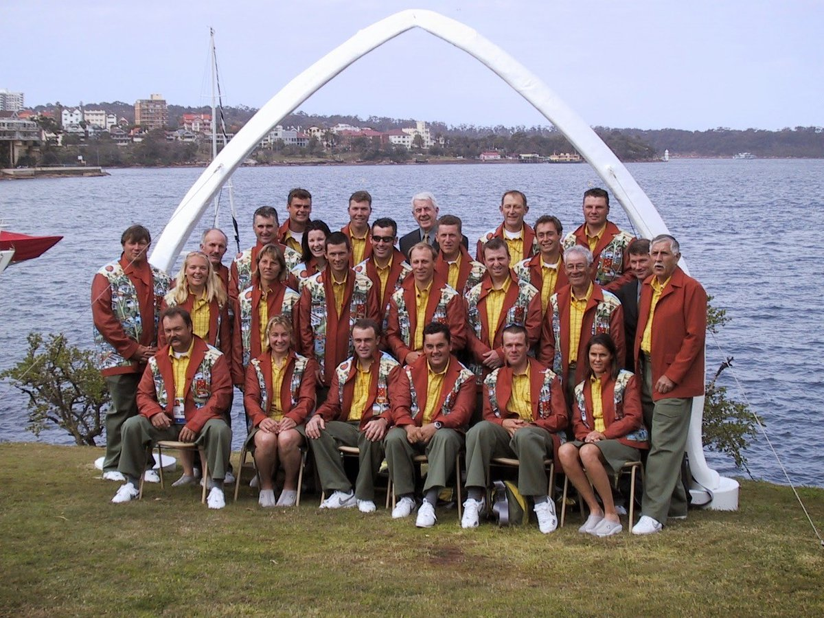 A very special #TBT treat as we look back 20yrs on from Sydney 2000; we speak to our Sydney 2000 Olympians about their most cherished memories and what they are up to now ⛵🙌👇 https://t.co/BoPJpgSu5u #GoAusSailors #Sailing #Sydney2000 #Olympics https://t.co/tq5bZjsl6o