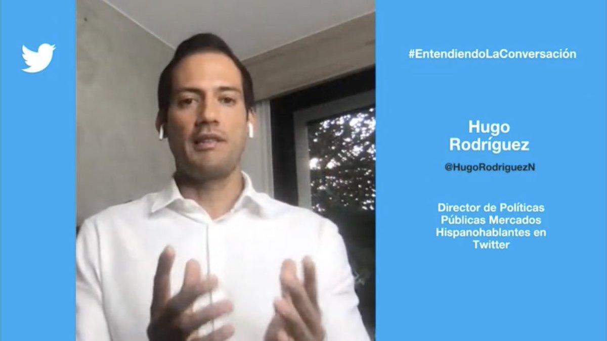 #EntendiendoLaConversacion | Valoramos la pluralidad de ideas, desenmarañar la polarización es casi un arte, por eso @TwitterMexico interviene la conversación cuando se afectan tres ejes: seguridad, privacidad o autenticidad. Explica @HugoRodriguezN