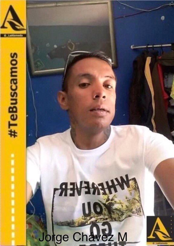 #TeBuscamos Jorge Abraham Chávez Mora, 19/7/17 #Zapopan #Jalisco inf @LivierSilvia https://t.co/brOHD8PNEF