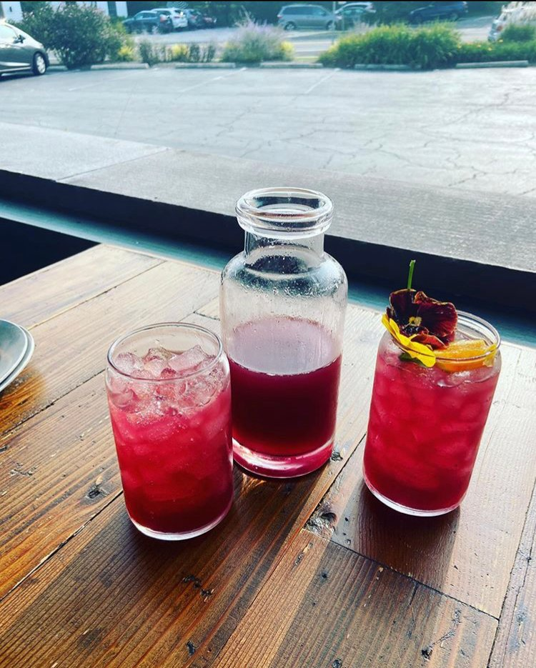 Take a pitcher, it'll last longer.  Every Wednesday pitchers of House #Margarita, #Sangria, and #PurpleDrank are only $30 each.  (Great Instagram pic by @traveling_taco410) https://t.co/UUwNA1OgBO