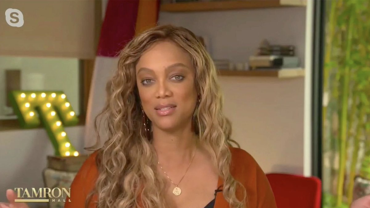 """Tyra Banks reflects on ANTM, social media controversy: """"We did mess up"""" https://t.co/KoTJR5mAn3 https://t.co/X9Jny0APYu"""