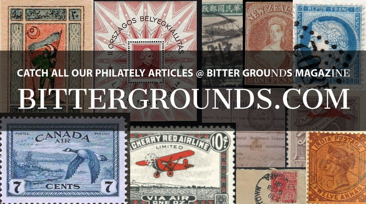 Check out our #philately articles @ Bitter Grounds Magazine. https://t.co/q3IC1N3fWd  #stamps #collecting #hobbies #philately https://t.co/SCcC62FNHe