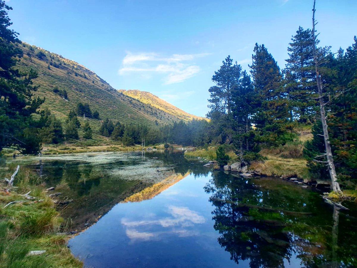 Capvespre a la Basseta (1.900 m), a la Vall de la Lladura. #labasseta #valldelalladura #elsangles #formiguera #capcir #catalunyanord #bicicleta #btt #mtb #estiu2020 https://t.co/s2dbBS1cO2