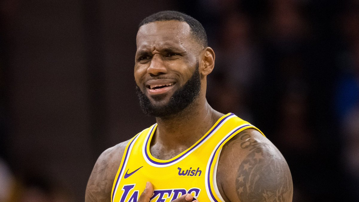 """already went from """"Lakers have an easy road to a championship"""" to """"Nuggets in 7"""" https://t.co/54ZGyU3clH"""