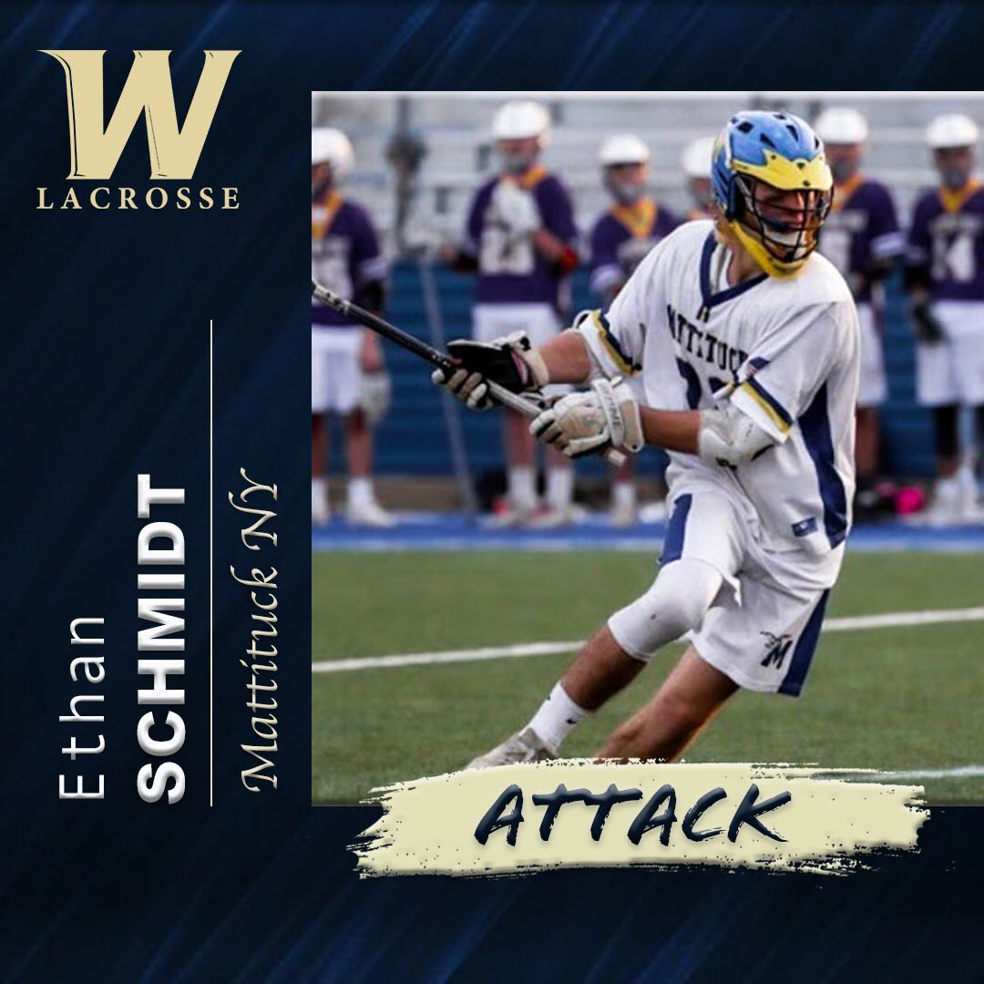 Continuing our introduction of the #ClassOf2024 , we'd like to welcome Ethan Schmidt - welcome to the Navy and White! #GoDawgs #StrongIsland https://t.co/mqr9OZX6ny
