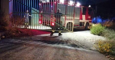 """Un incendio nell'impianto di compostaggio a Bisacquino, l'assessore: """"E' successo di nuovo"""" - https://t.co/p3txUvmtly #blogsicilianotizie"""