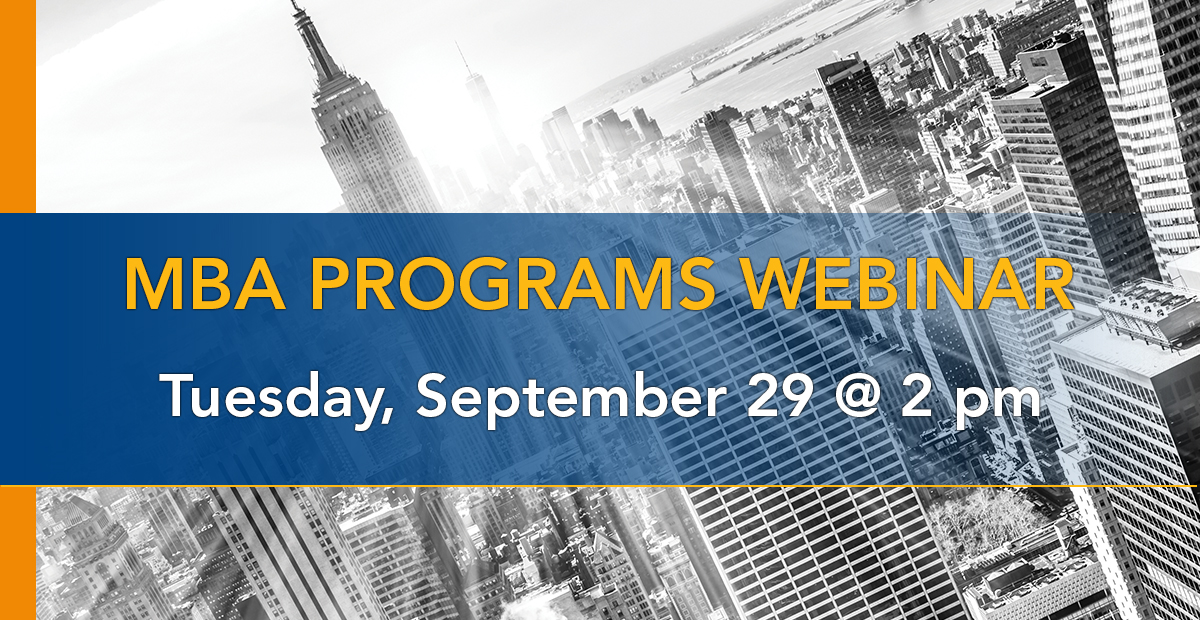 Ready for the next step in your career? Consider an #MBA from @Baruch_Zicklin! Learn more about our Full-Time & Evening MBA Programs on 9/29.   Register today: https://t.co/HsxqBZaF6K #ZicklinPride #ZicklinBusiness #BaruchPride #NYC #GradSchool #academicexcellence #BusinessSchool https://t.co/b7bRS1QAQS