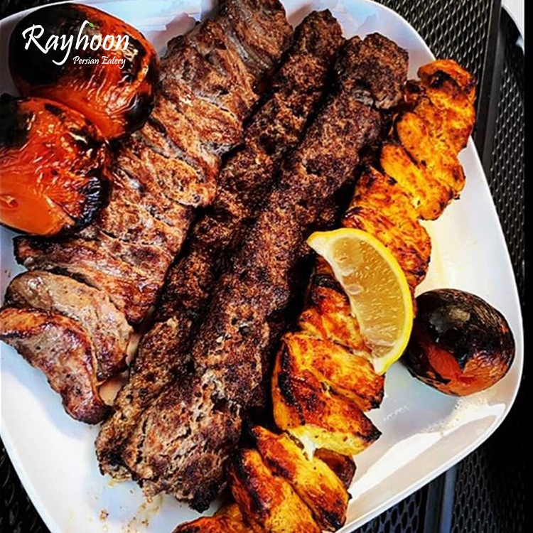 RT @Rayhoon_Eatery: Koobideh, Joojeh & Barg... oh my!  Order for pickup from https://t.co/N5LoU9PPSb and receive 15% off with code SAVE15!  Photo courtesy of @sweettoothdentists on instagram 📸  #persian #persianfood #burlon #villagesquare #food #foodie … https://t.co/yxdk7nUwB0