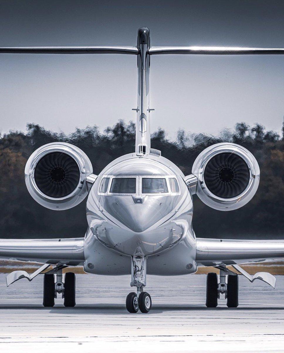 #BusinessJets @bigbird.aviation® what a beautiful photo edit #Gulfstream #G650 . #instagramaviation #megaplane #BusinessAviation #FlyPrivate #PrivateJet  #CharterJet #BizJet #Flight #Luxury  #Travel #EmptyLeg #BusinessJet #CorporateJet #Aviation https://t.co/ztG1e5NmdN