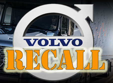 Thousands of Volvo trucks are being recalled for an issue dealing with brake pedal plates, according to NHTSA recall documents.  https://t.co/lJieoVYSlb  By @FisherTyson   #Trucking #Recall #BigRigs #SemiTrucks #Brakes #Stopping #HighwaySafety https://t.co/2TK58dKpfK