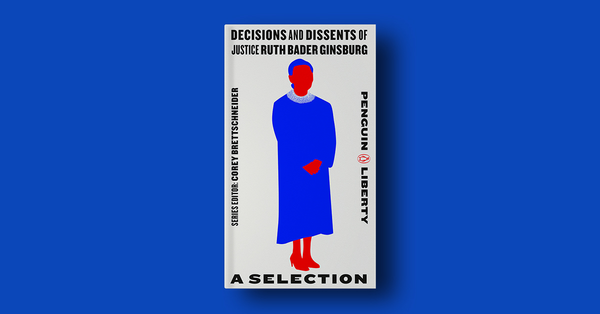 """""""Generalizations about 'the way women are,' estimates of what is appropriate for most women, no longer justify denying opportunity to women whose talent and capacity place them outside the average description."""" —Ruth Bader Ginsburg, U.S. v. Virginia, 1996 https://t.co/SMgvQgctqh https://t.co/zrdhpTSSpL"""