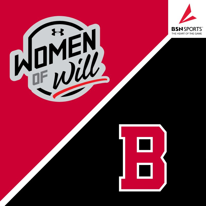 Welcome to the #BSNFamily @bbchs307! We are excited to have you guys join the Women of Will Family. #WEWILL #WillFindsAWay #theonlywayisthrough #underarmourwomen #BSNSPORTSWomen #theheartofthegame https://t.co/j9i1hdQUQ3