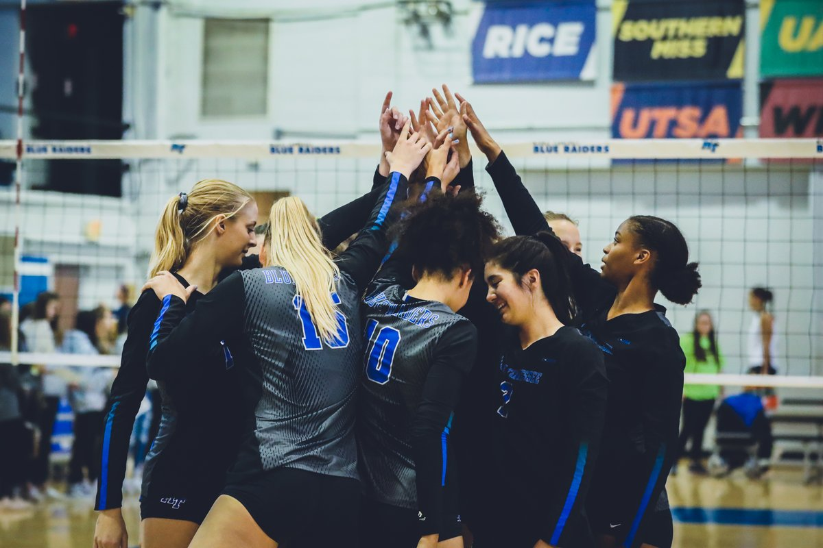 Women S Volleyball Middle Tennessee State University Athletics