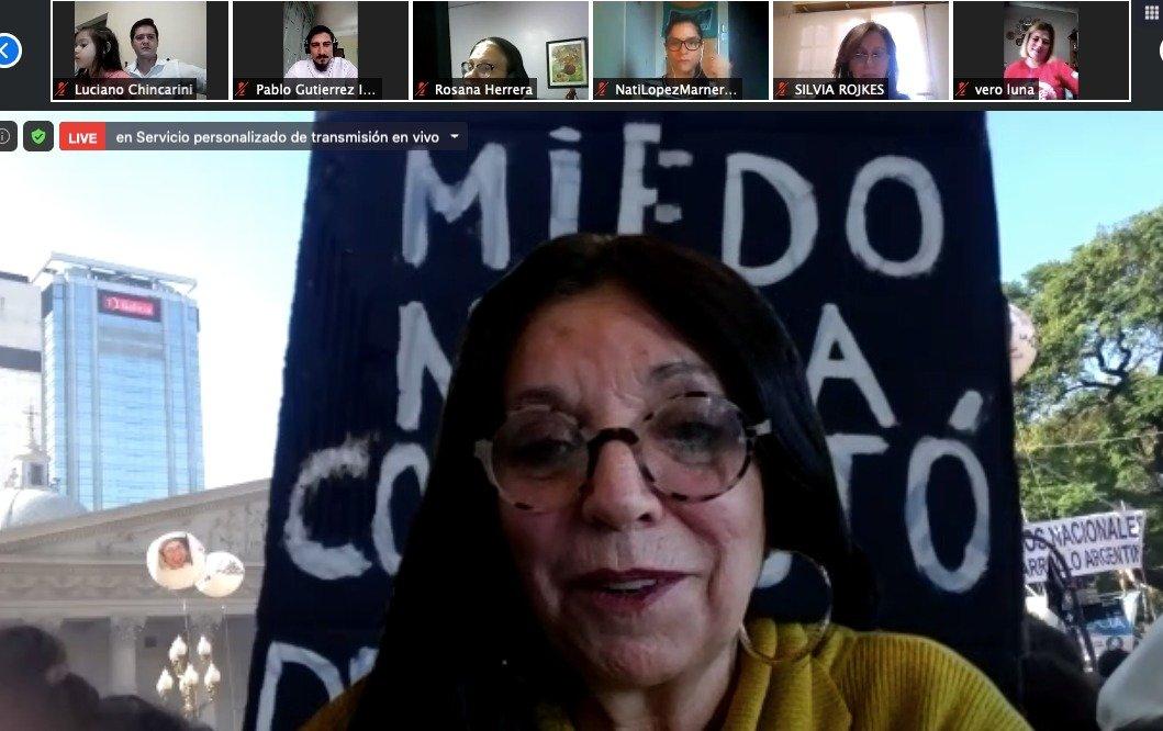 Junto a más de 40 organizaciones políticas, sociales y feministas debatimos los motivos de nuestros apoyo a la Ley de Paridad de Géneros en Tucumán, junto a @MarcelaDurrieu https://t.co/tus1pC81qc