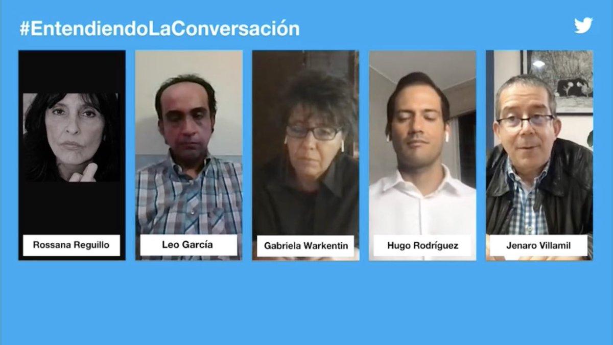 #EntendiendoLaConversacion | Creo que para polarizar menos, hay que debatir más, la conversación abierta es algo que me da optimismo. Opina @jenarovillamil