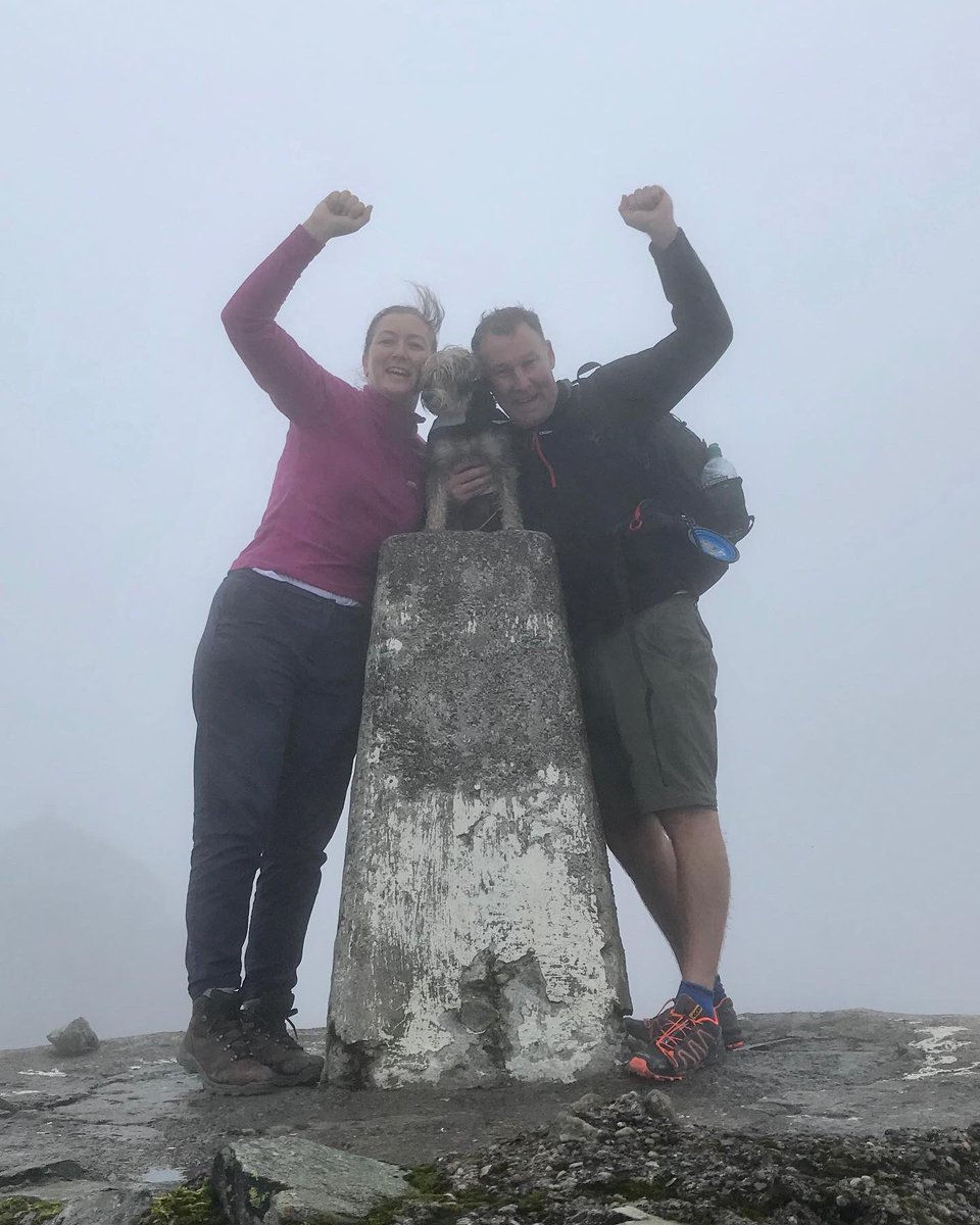We did it! #3peaks #snowdon #scafellpike #bennevis #mountains #mountainclimbing #charitychallenge https://t.co/hp35y4OuUH