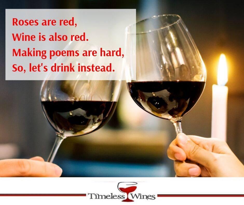 Let's #drink to that! #wine https://t.co/Tt25vg8Sdl
