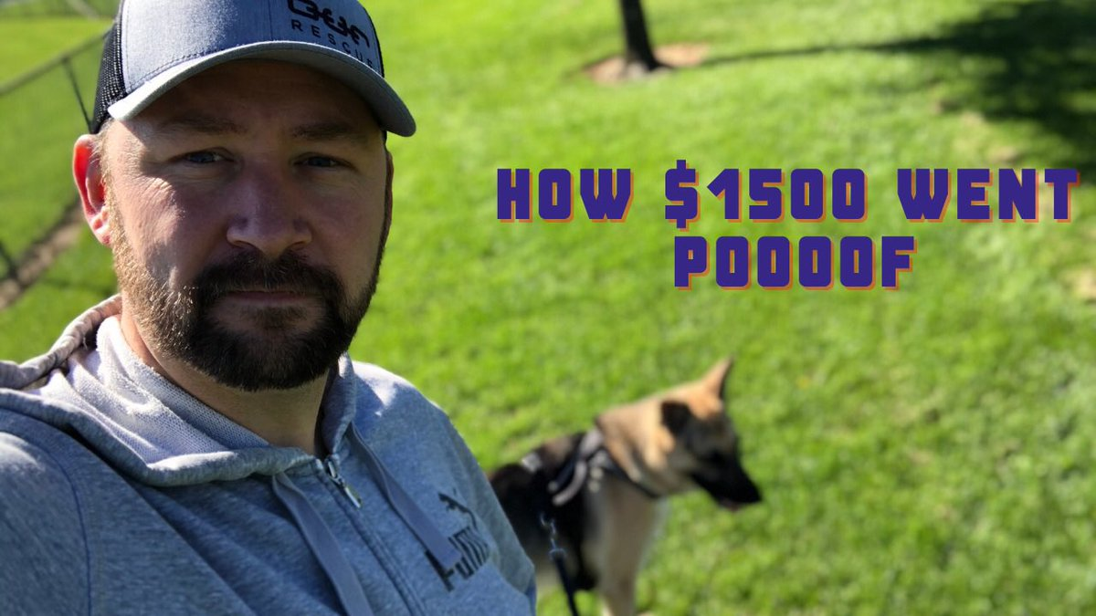 TONIGHT AT 7PM EST THE BRAND NEW #TRICKTRADES TV VIDEO WILL BE LIVE! LET'S GOOOOOOOOOOOOOO https://t.co/7oSx5vcUJl  $SPY $QQQ $IWM #daytrading #stocks #trading #germanshepherdsofinstagram #germanshepherd https://t.co/6RUNojo8yZ
