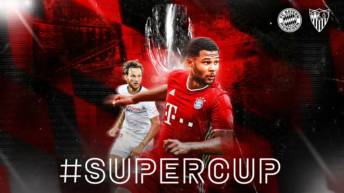A battle of champions ⚔️  @SevillaFC_ENG await in the UEFA #SuperCup in Budapest! 🔴⚪  #packmas https://t.co/rpICEUWLDo