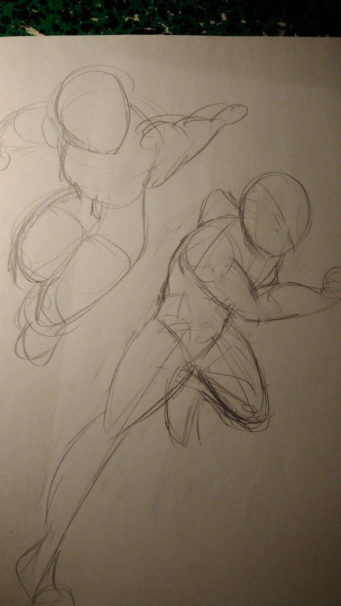 Juste du scribouillage. #drawing #Sketching https://t.co/HXSDHeYEv0