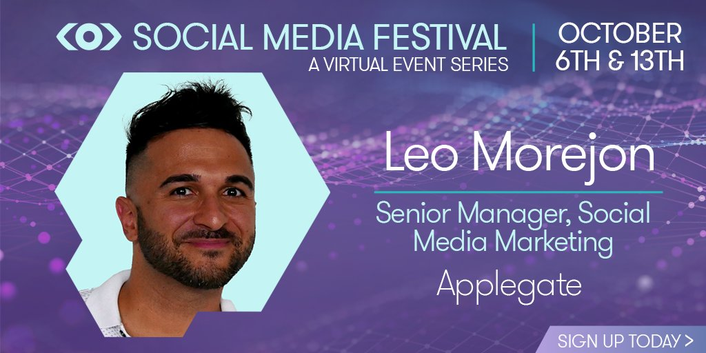 Make sure you're all ears for @MoreLeo's session at #MWSocialMediaFestival! 👂   💬 Topic: #SocialListening as a Business Tool 🗓 Date: October 6  Save your spot: https://t.co/GgdYsoVo3R https://t.co/vYdVOAFIRk