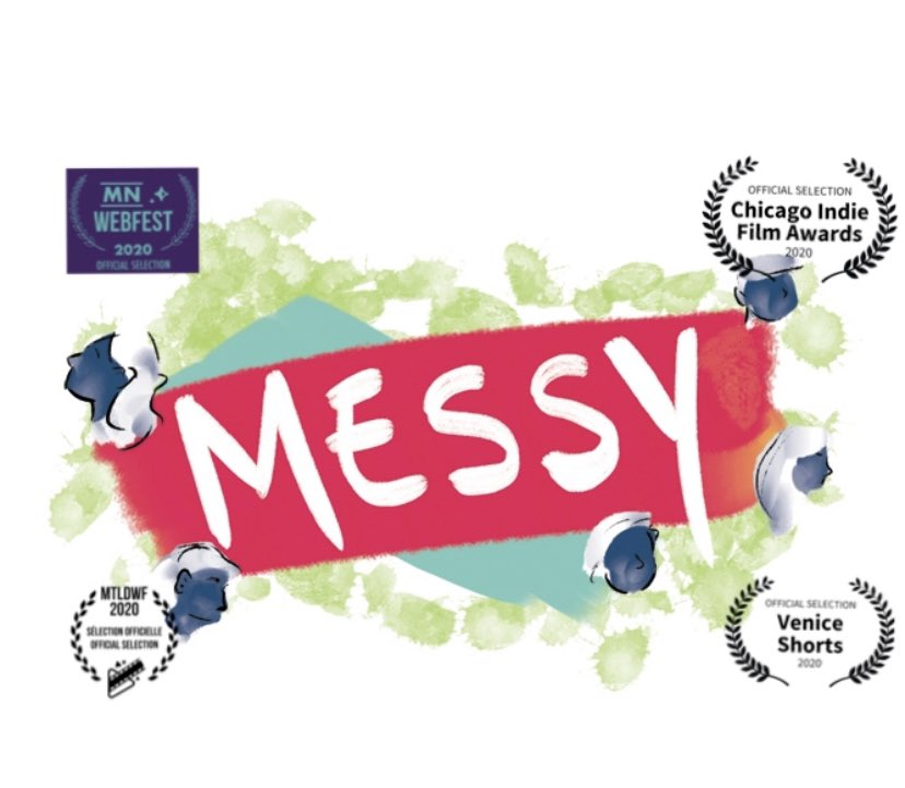Proud to have been selected by Chicago Indie Film Festival! Thanks so much for choosing Messy! #indiefilm #digitalseries #webseries #femalefilmmakers https://t.co/qdIfCFl4re