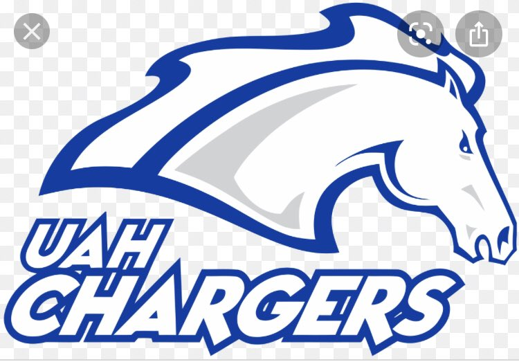 HIGHLY Blessed And Honored To Receive An Offer To The University of Alabama In Huntsville 🤍💙 GO CHARGERS🐎 https://t.co/lIpBv442rg