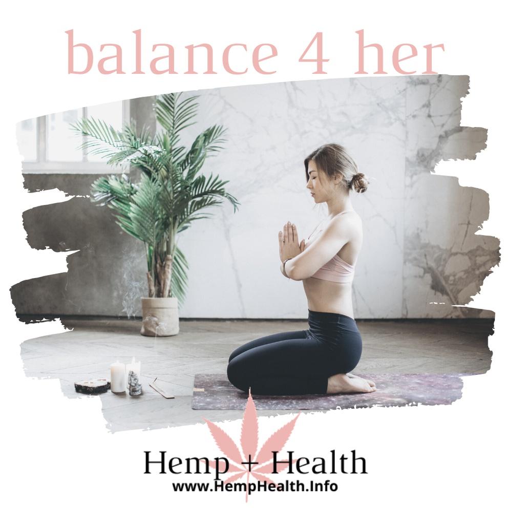 🌱CBD Balance 4 Her -  https://t.co/kVPex1t7jG , , , , , #HempHealth #cbd #cbdoil #cannabis #cbdlife #hemp #healthy #cbdhealth #hempoil #healthyfood #healthylifestyle #cbdoils #entrepreneur #trycbd https://t.co/U3EFUBmDW1