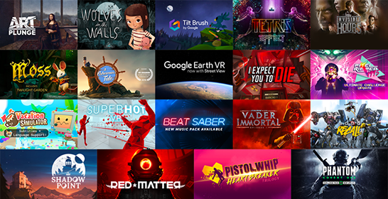 When you have infinite realities to explore, where do you start? Check out the #Oculus Blog for the best ways to spend the first 50 hours in your headset. ocul.us/3kD7xSY