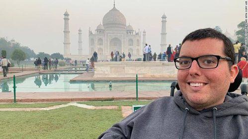 7 continents, 1 wheelchair: Cory Lee's adventures show travel has no boundaries  https://t.co/t4ub81t1HK  #read #blog #cnn #travelblog #disability #traveler #adventure #community #network https://t.co/JyTWDhBkyF