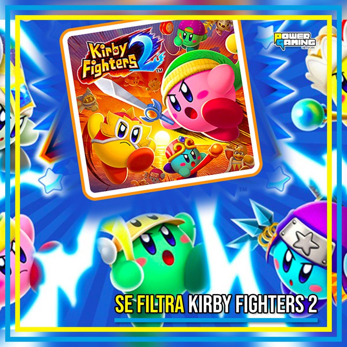 Nintendo filtra por error la existencia de Kirby Fighters 2. Conoce todos los detalles en https://t.co/ur9DST2F1M #kirby #nintendo #kirbyfighters2 #nintendoswitch #mobilegaming #videogames #gaming #videojuegos #powergamingnetwork #pgn https://t.co/1yEq6Pdgbp