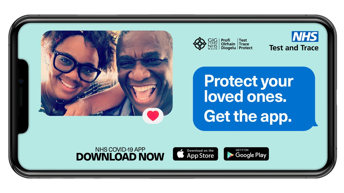 The new #NHSCOVID19app, now available in England and Wales, is the fastest way of knowing when you're at risk from coronavirus.   Download now from:  ➡️Google Play Store: https://t.co/VHeUifthBs  ➡️Apple App Store: https://t.co/bs8z1pCUhZ  Find out more: https://t.co/rzgGGmuV13 https://t.co/srtzSJOgwH