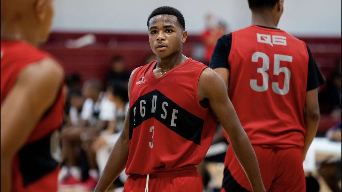 This 6-foot-1, John Latimer, is a winner/leader which is what you want from your lead guard who can excel in transition and in the half court.   STORY:  https://t.co/cp2pfsS0Kd https://t.co/HMsE4GnrO4