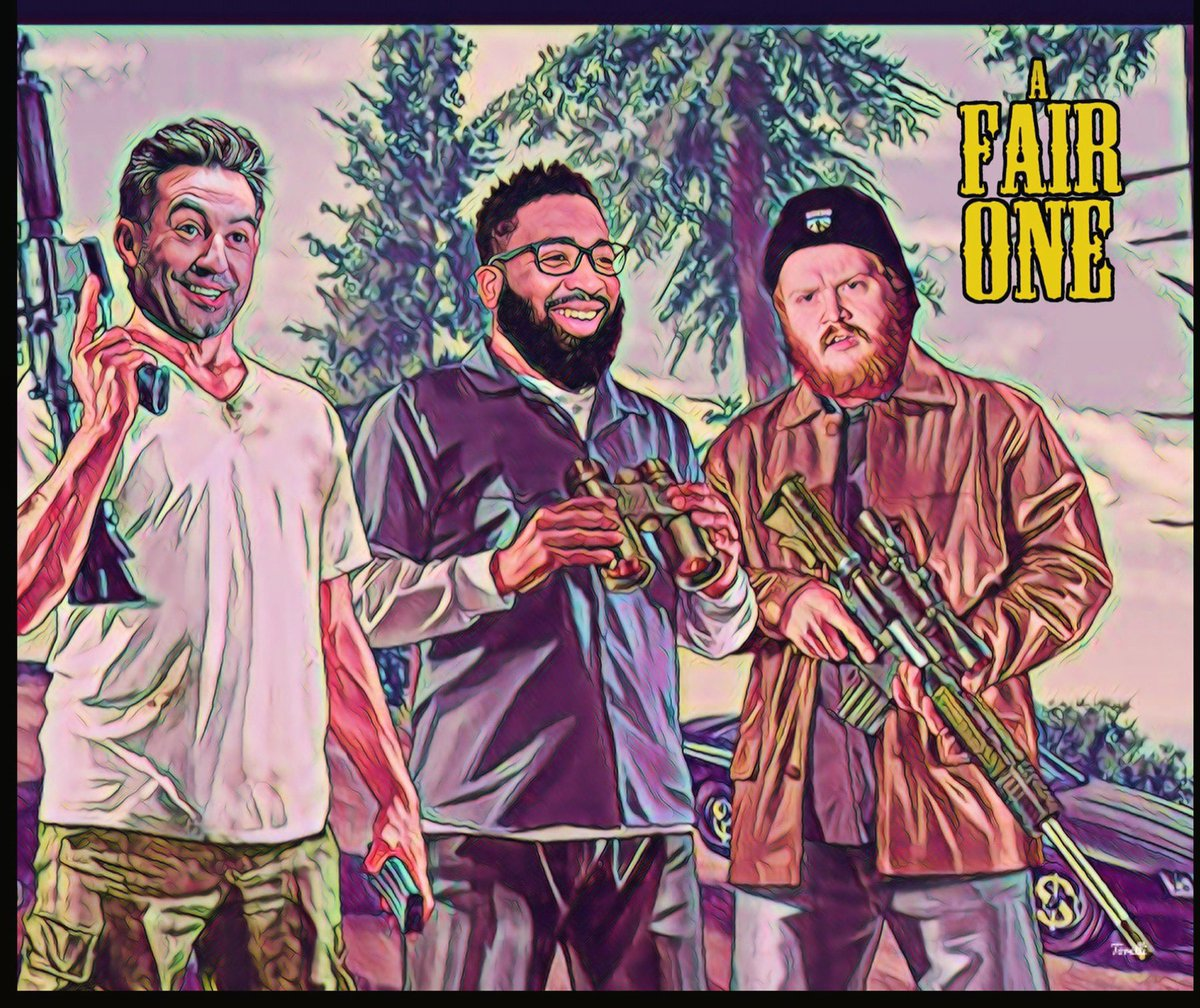 #AFairOne with @TommyJPope & @dave.landau (Dave's off)   Episode #109 with guests @andymalafarina & @IsThatNateM Tonight at new time 7:30 PM !!Only  on #compoundmedia #subscribe #tunein https://t.co/jdXe3rz0er