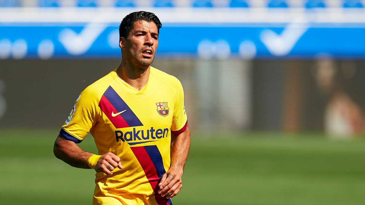 Atletico Madrid signs Suarez from Barcelona https://t.co/CiXxwV657Y #espn #sports https://t.co/6X4LrGjrp9