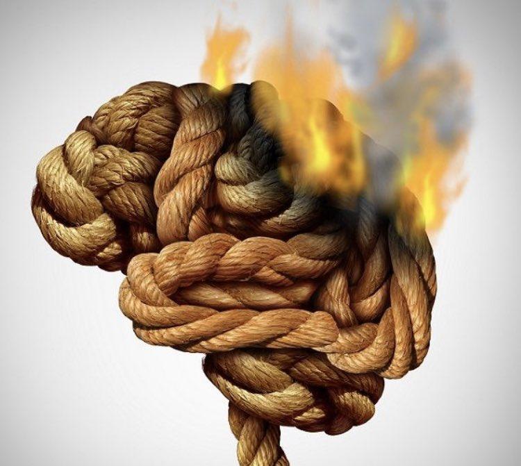 En #LimbicaTMScenter te ayudamos a evitar a que no se te queme tu cerebro por el #desgasteemocional por el confinamiento por #COVID19. El #burnout suele terminar en #depresión y #ansiedad. Estamos en San Pedro Garza García, NL. Búscanos en el (81) 8336-7184. #saludenmente https://t.co/GoDR5W4K7f