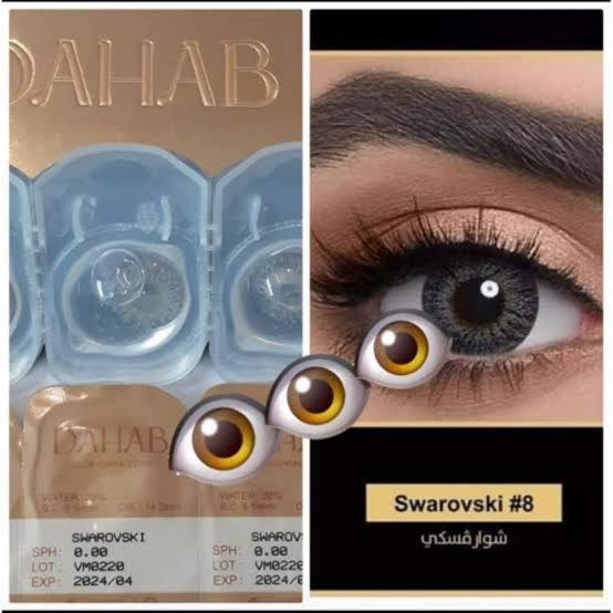 Dahab shades  Eye contact lenses In just 1 pair 650 2 pairs 999 3 pairs 1299 Whatsapp 03101223589 #tiktokers #Pakistan #Karachi #dahab #eyecontactlenses https://t.co/750JLkAE1N
