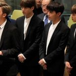 Image for the Tweet beginning: La banda de K-Pop #BTS,