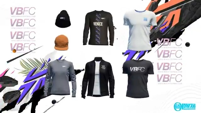 Look your best, play your best 😎  Check out the kinds of gear coming to #VOLTA this fall and beyond: https://t.co/0M0VnHWIe4  #FIFA21 https://t.co/6vFE9hyoNz