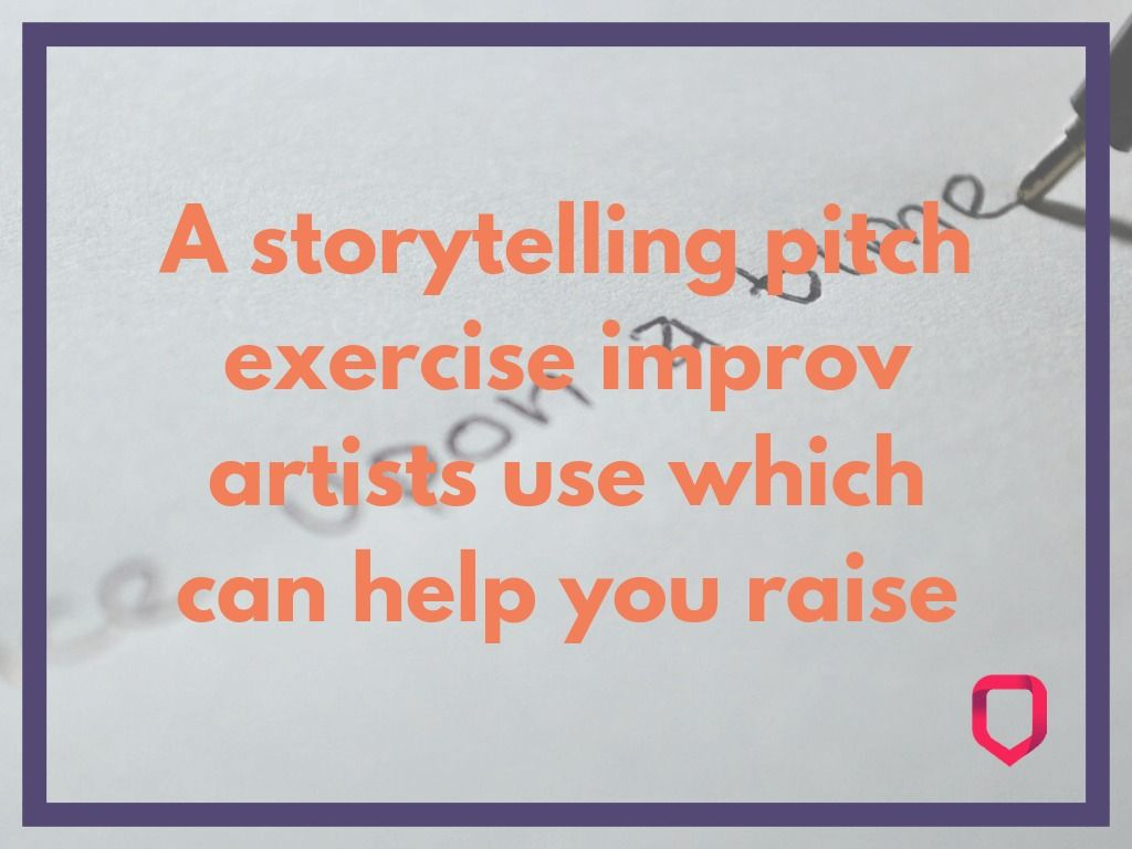 A step by step exercise to help you write a compelling story to get #investors to engage with your #pitch https://t.co/rawnAU8nIX https://t.co/euwaP8I6wL