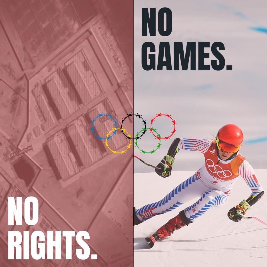 #Humanitarian crisis continues in #China. #NoRightsNoGame compilation! Boycott Beijing Winter #Olympics 2022❗️ #boycottchina #fuckchina #olympic #standwithuyghur #standwithuyghurs #standwithhongkong https://t.co/LEZXKOF0KX