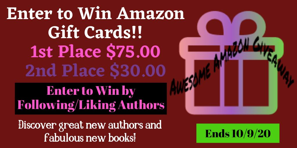 💲Amazon #GiftCard #Giveaway 📚Discover new authors https://t.co/n2jGI6NZ1f  #free #win #giftcards #giveaways #contest #contests #books #ebooks #amreading #romanticsuspense #thrillers #RomanceNovels #booklovers #RomanceBooks #RomanceReaders #WednesdayWisdom #GreatReads #bookworm https://t.co/mbFsX4hCD5