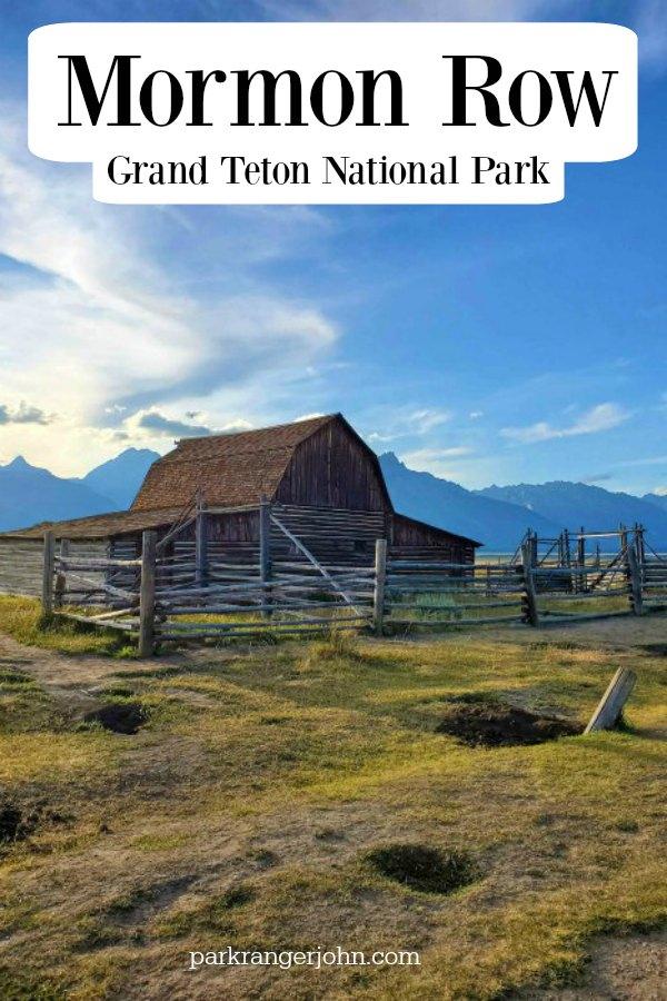 Mormon Row Historic District - Grand Teton National Park https://t.co/58p6Xedy7e #Travel #NationalPark https://t.co/NPATyxBXDk