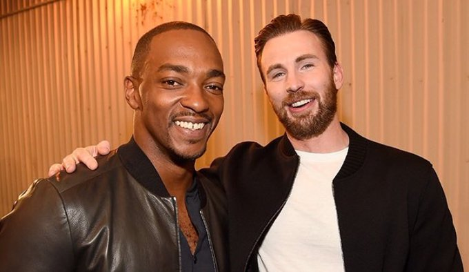Happy birthday to our future captain America, mr. Anthony Mackie!