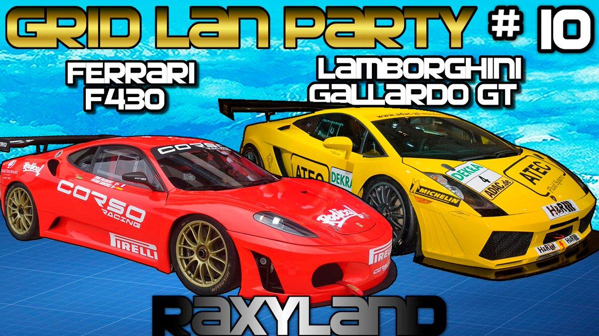 🐎#Ferrari F430 GTC  vs🐂 #Lamborghini Gallardo GT... https://t.co/EgqTzz2CQ9  🏁#RaceDriverGRID  #FerrariF430 #FerrariVsLamborghini #LamborghiniVsFerrari #F430VsGallardo #GallardoVsF430 #FerrariBathurst #Bathurst #BathurstFerrari #GRIDBathurst #BathurstGRID #GRID #GT1 #GT2 #GT3 https://t.co/ufouQoJLOr