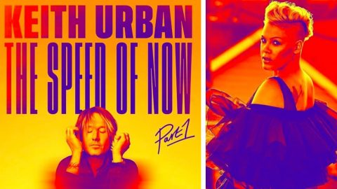 It's never #OneTooMany for @KeithUrban & @Pink, this week's biggest mover, up 475 spins to No.9  @davidguetta & @Sia's #LetsLove heats up, rising 12 places to No.11 with 498 spins #NewMusic from @justinbieber & @chancetherapper on #Holy in at No.25  🔗 https://t.co/K7xm8nYjHX https://t.co/BTPqYTrWg3