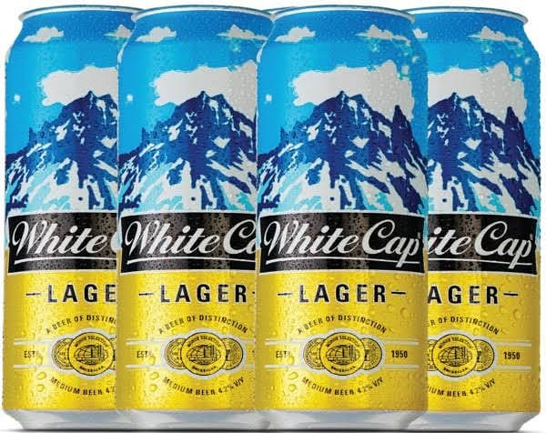 Enjoy amazing taste of Kenyan beer. Get White Cap Lager, a unique and full of character beer that boast of quality consistent, named after the magnificent snow-capped Mount Kenya. Buy White cap six pack @ Ksh 1,475 at https://t.co/uNz4sbgdHT Call +254700457373 #ThursdayThoughts https://t.co/UeuKs0EQg1