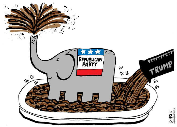 @GOP @realDonaldTrump MORE GOP LIES! #GOPBetrayedAmerica #GOPCorruptionOverCountry