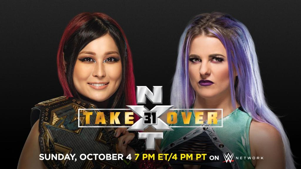 NXT TakeOver October 2020: WWE Announced NXT & Women's Title Match 2